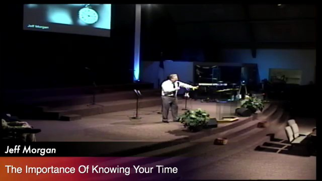 The Importance Of Knowing Your Time