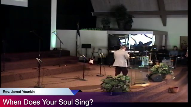 When Does Your Soul Sing?