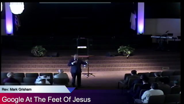 (Google) At The Feet Of Jesus