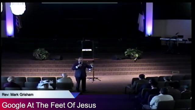 (Google) At The Feet Of Jesus