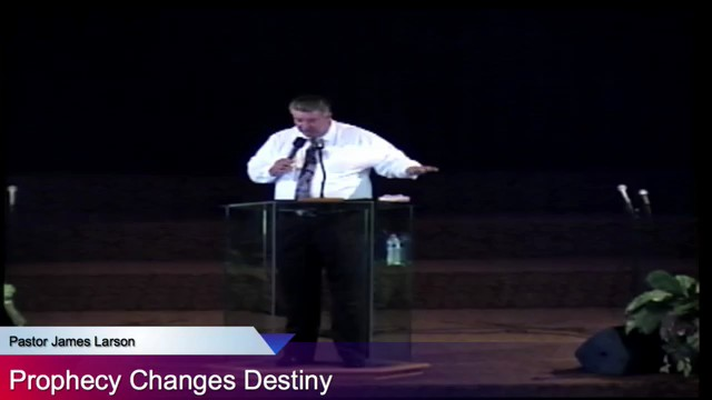 Prophecy Changes Destiny
