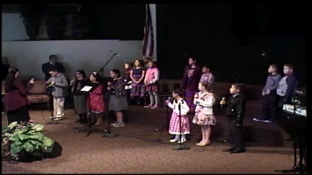 Jr. Choir
