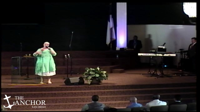 Easter Service in its  entirety