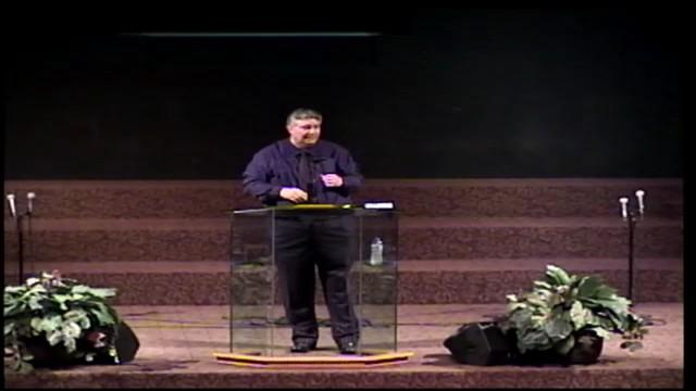 Pastor James Larson