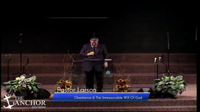Obedience & The Unreasonable Will Of God