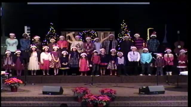 Sunday School Christmas Presentation