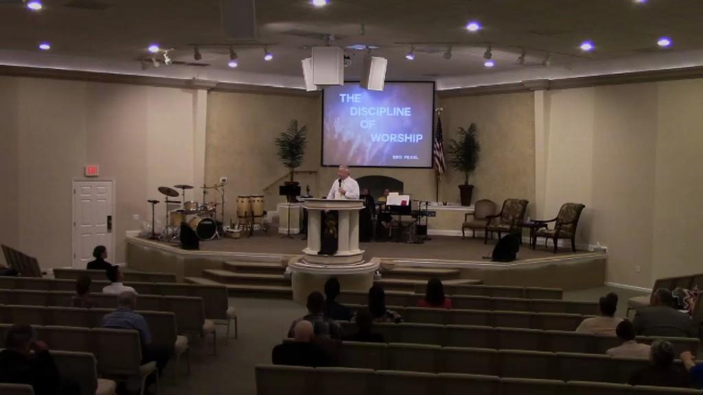 The Discipline of Worship