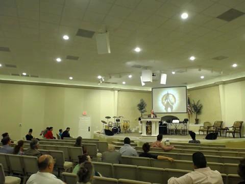 Adult Sunday School