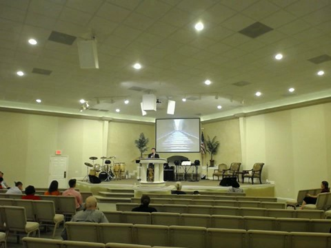Two Churches One Revival