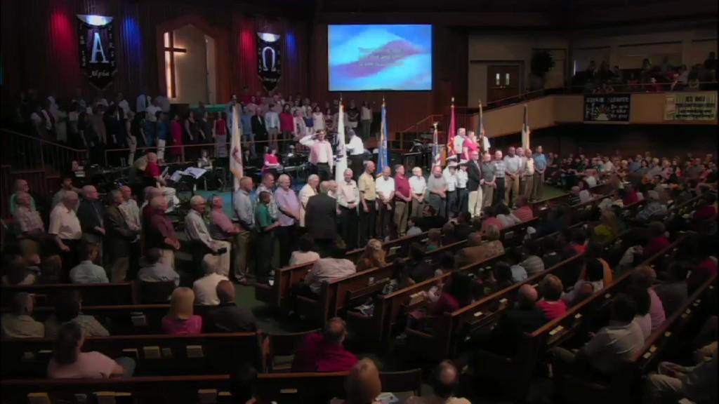Patriotic Service, live-recording 6/28/2015