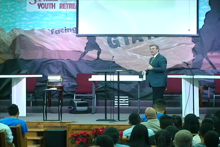 Youth Retreat 2016