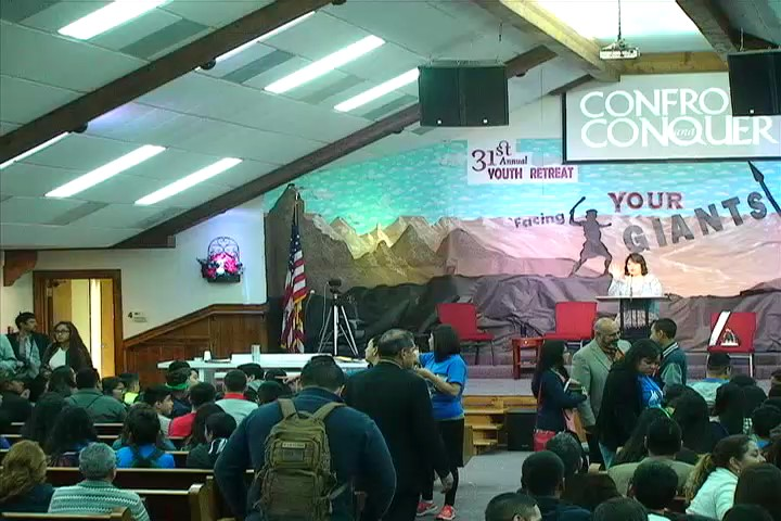 Youth Retreat 2016 Pt. 2