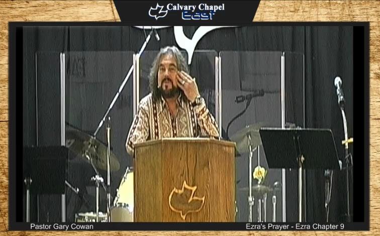 Ezra's Prayer - Ezra Chapter 9