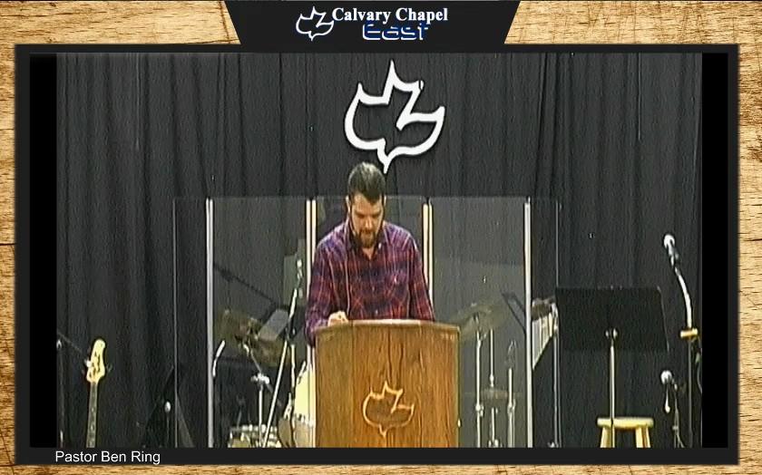 Pastor Ben Ring