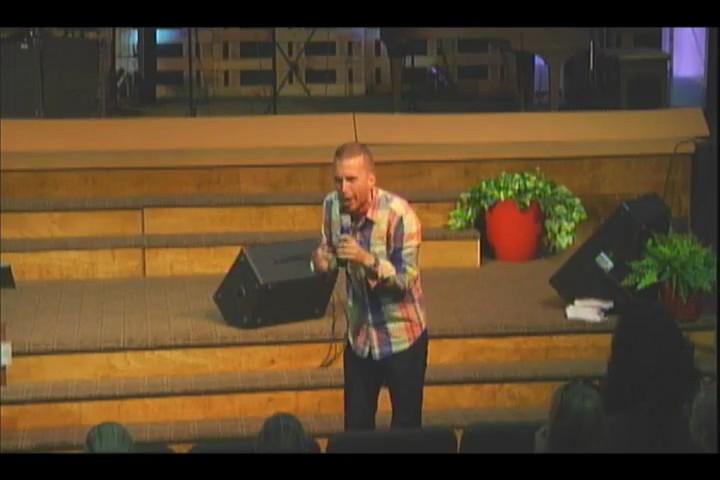 Revival Noon Service 9-9-2015