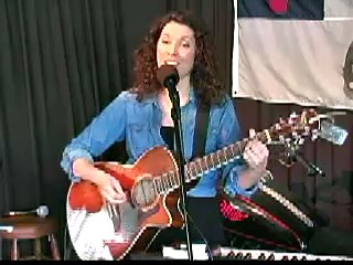 Jessica Crawford in Concert