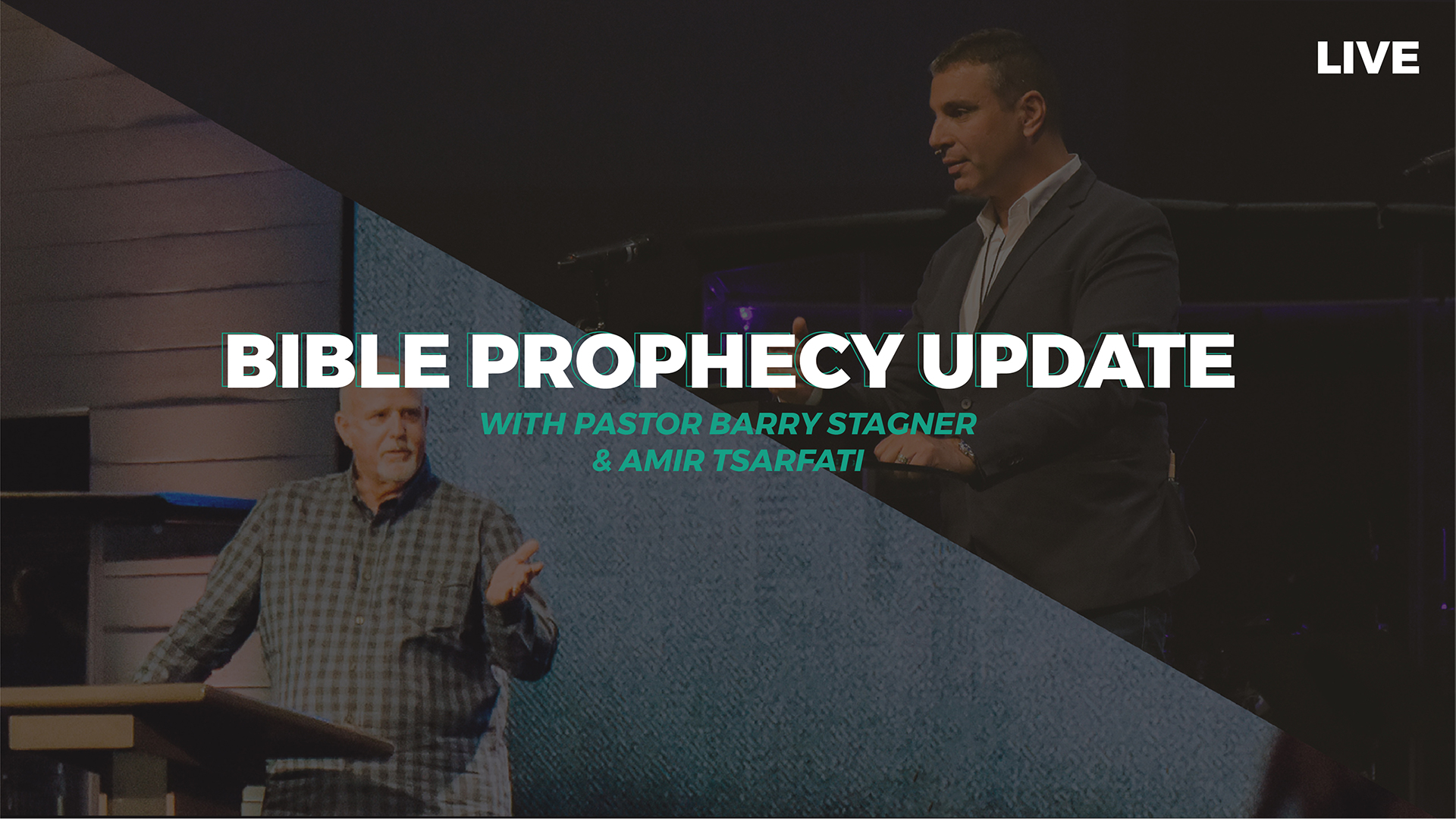 Bible Prophecy Update