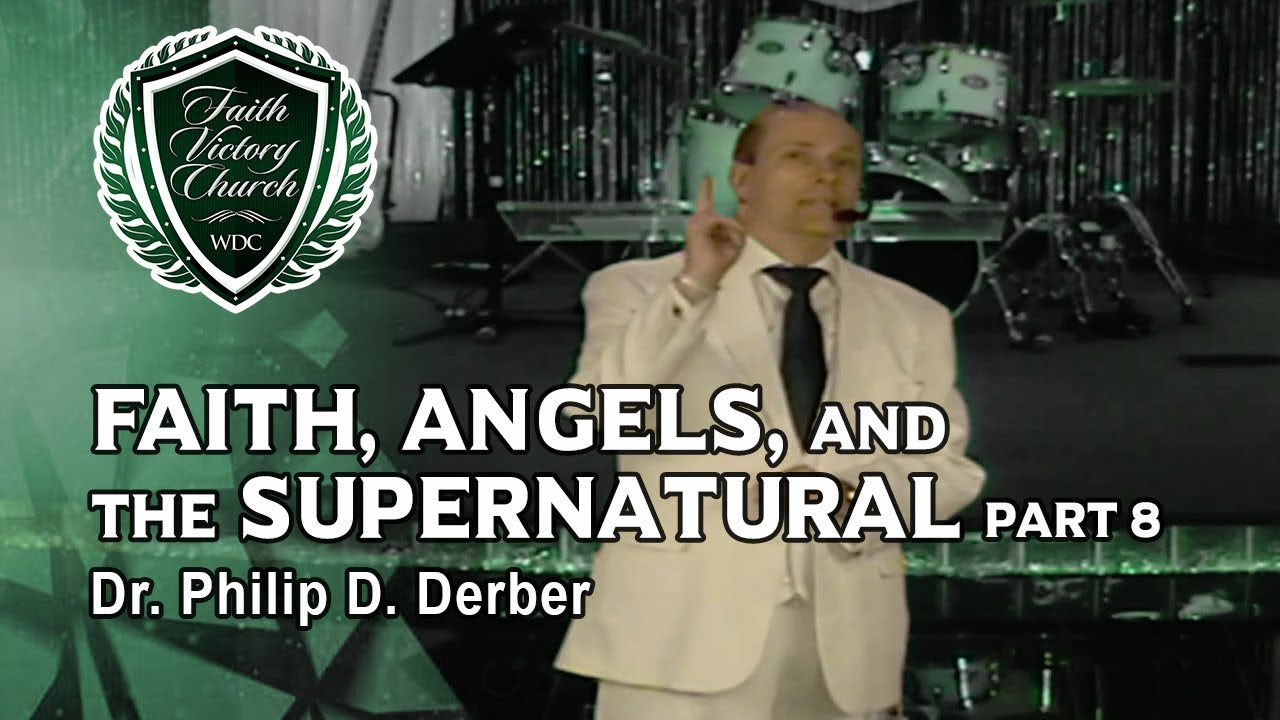 Faith Angels and the Supernatural 8