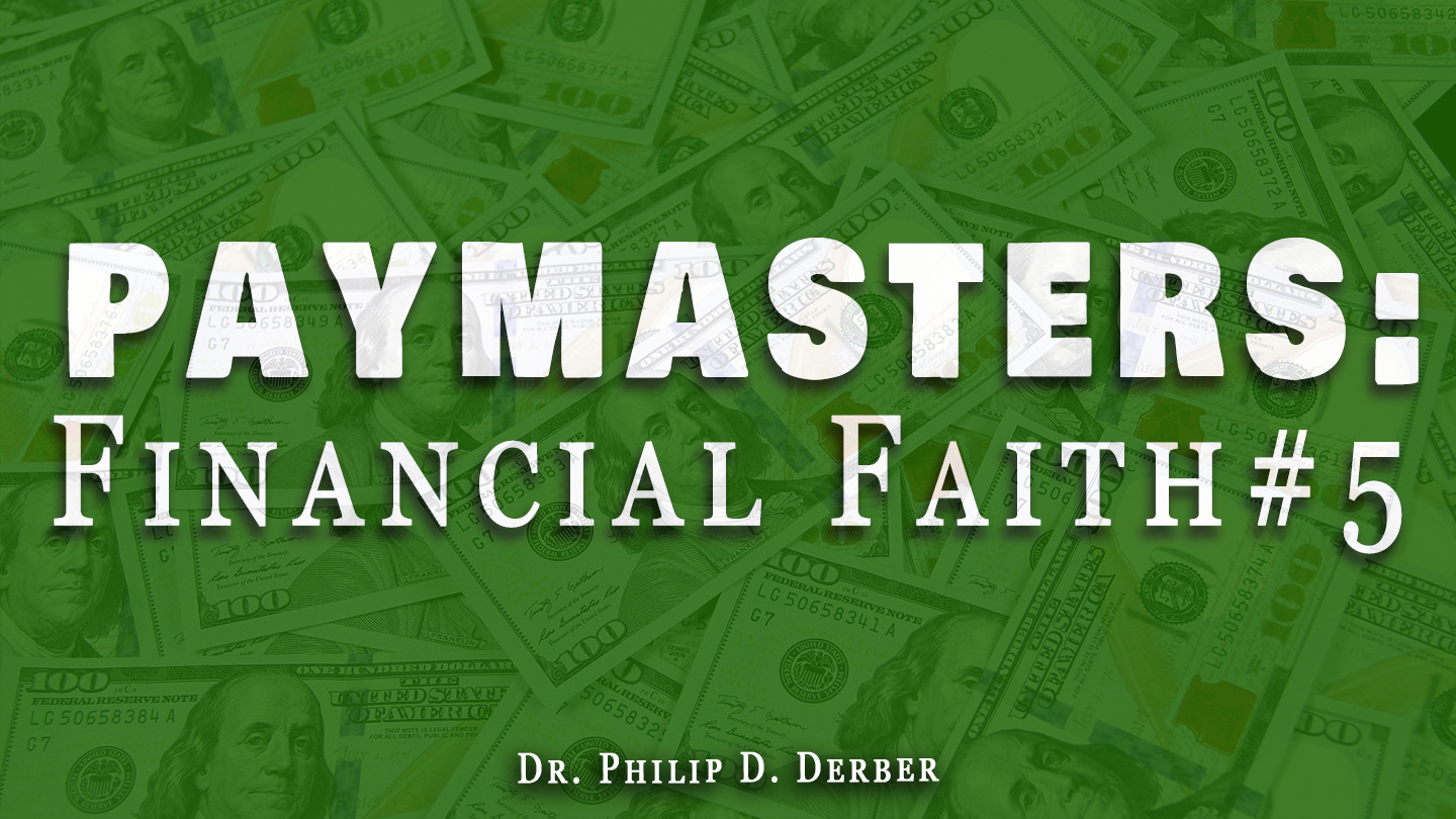 Paymasters Financial Faith 5