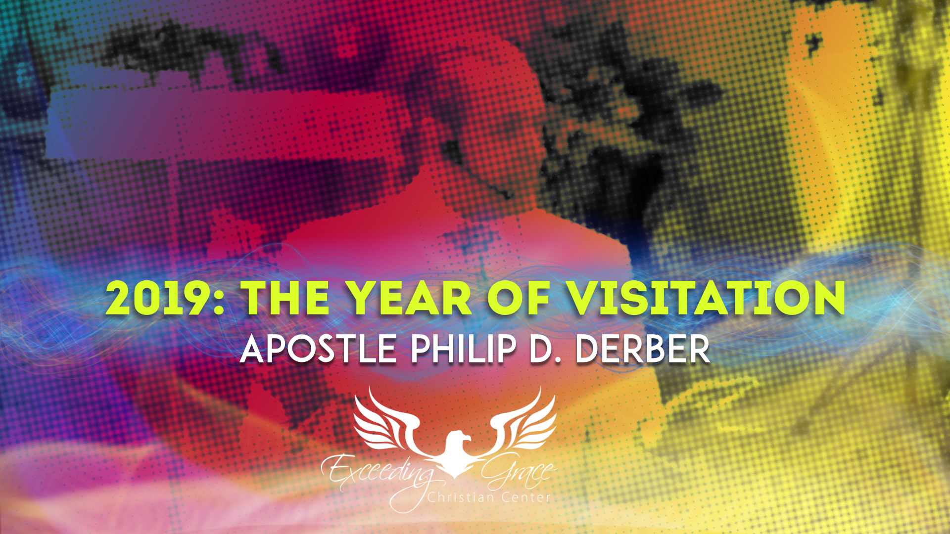 2019 The Year of Visitation