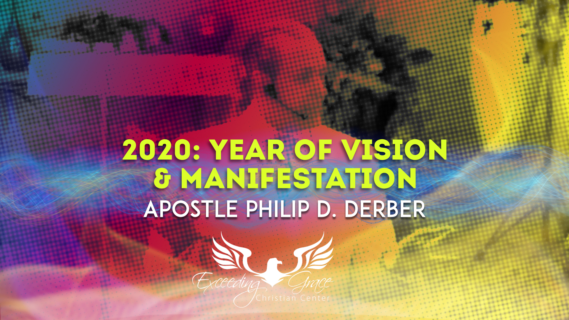 2020 The Year of Vision Manifestation