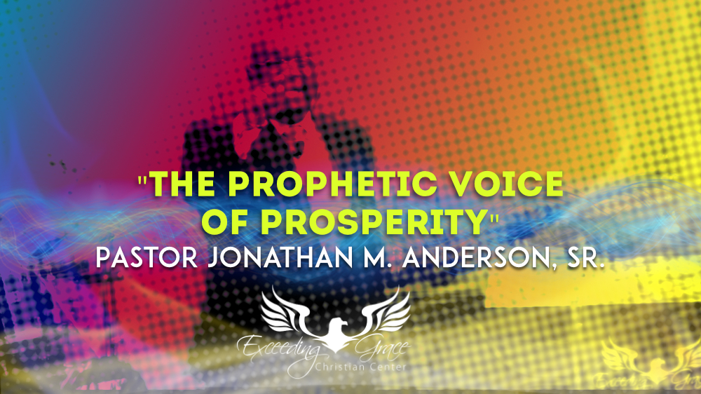 The Prophetic Voice of Prosperity