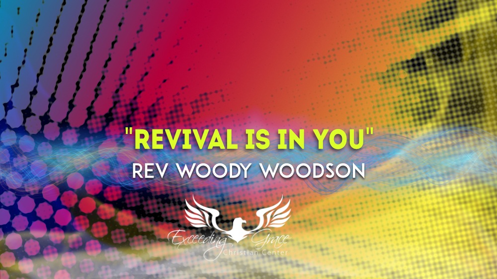 Revival is in You