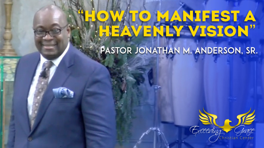 How to Manifest a Heavenly Vision