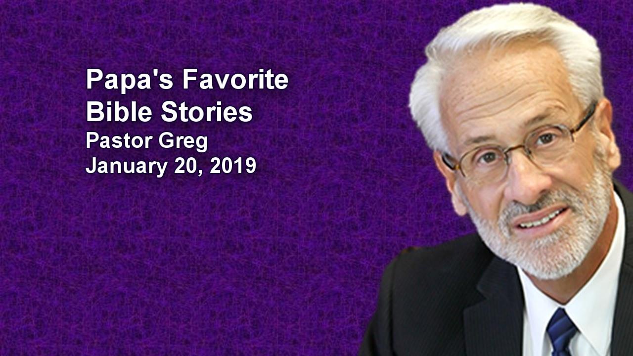 Papa's Favorite Bible Stories