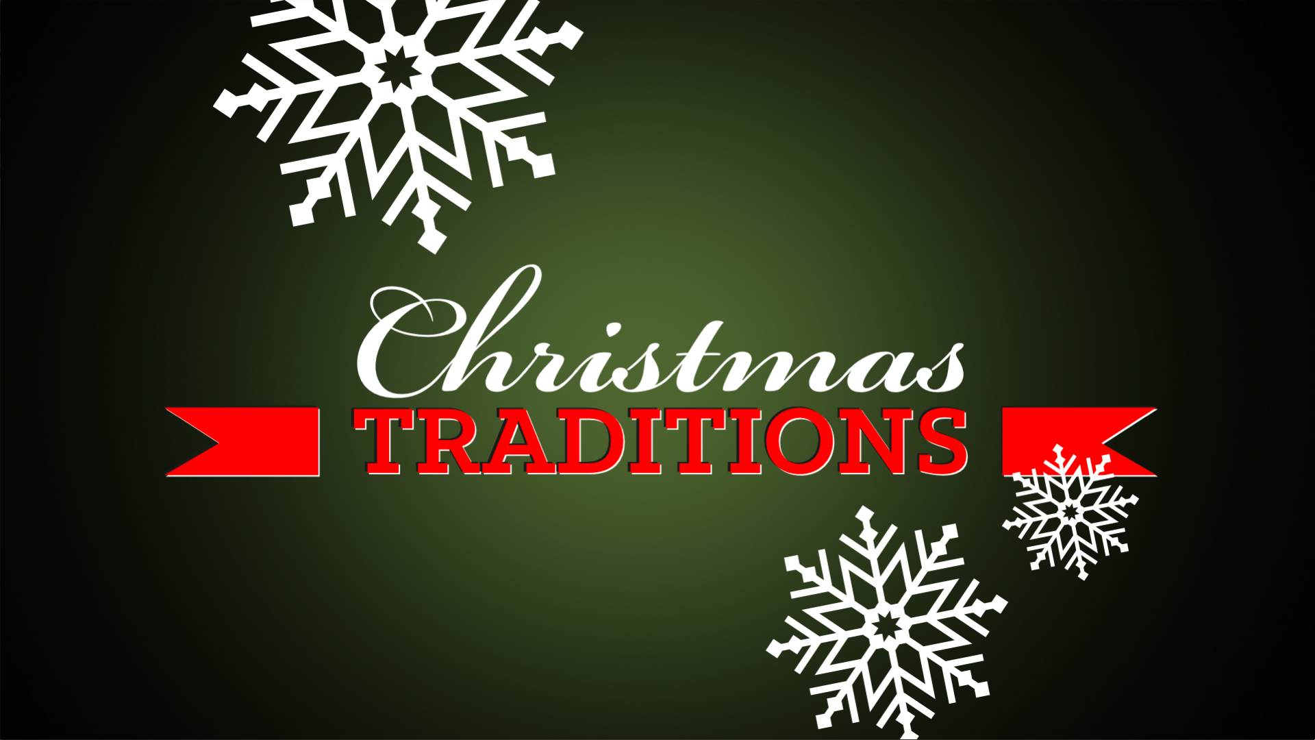 Christmas Traditions Gifts
