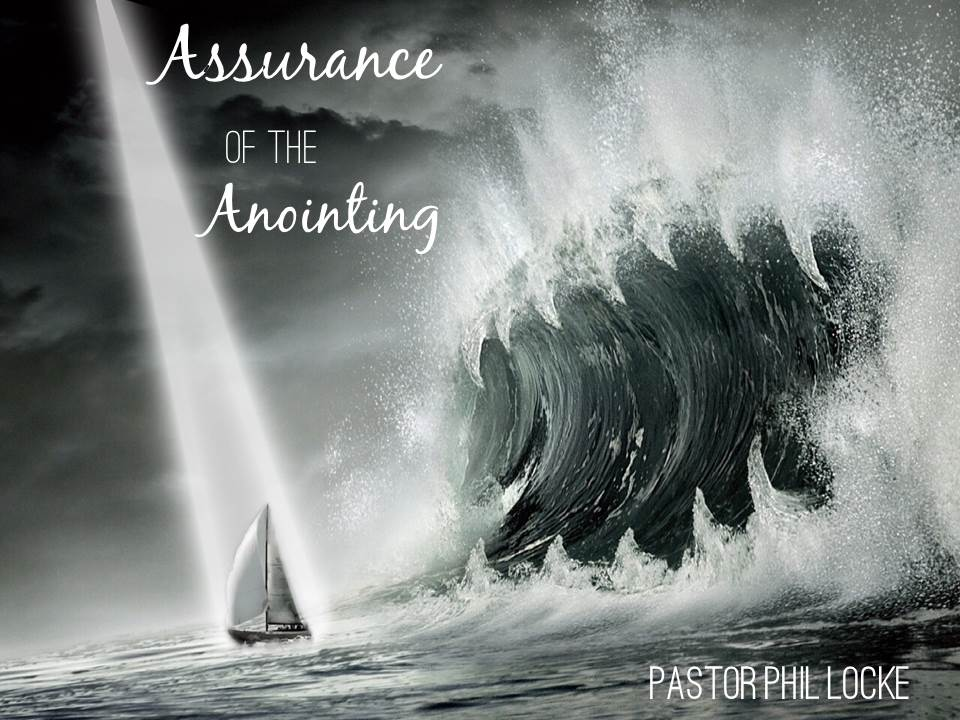 Assurance of the Anointing