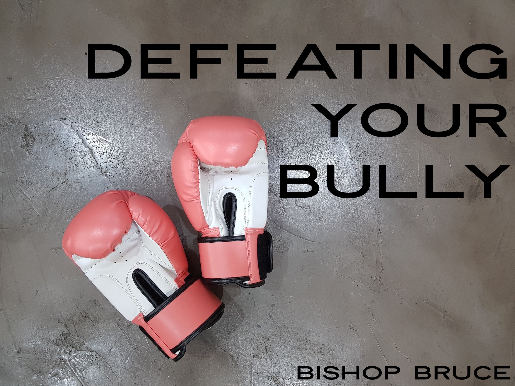 Defeating Your Bully