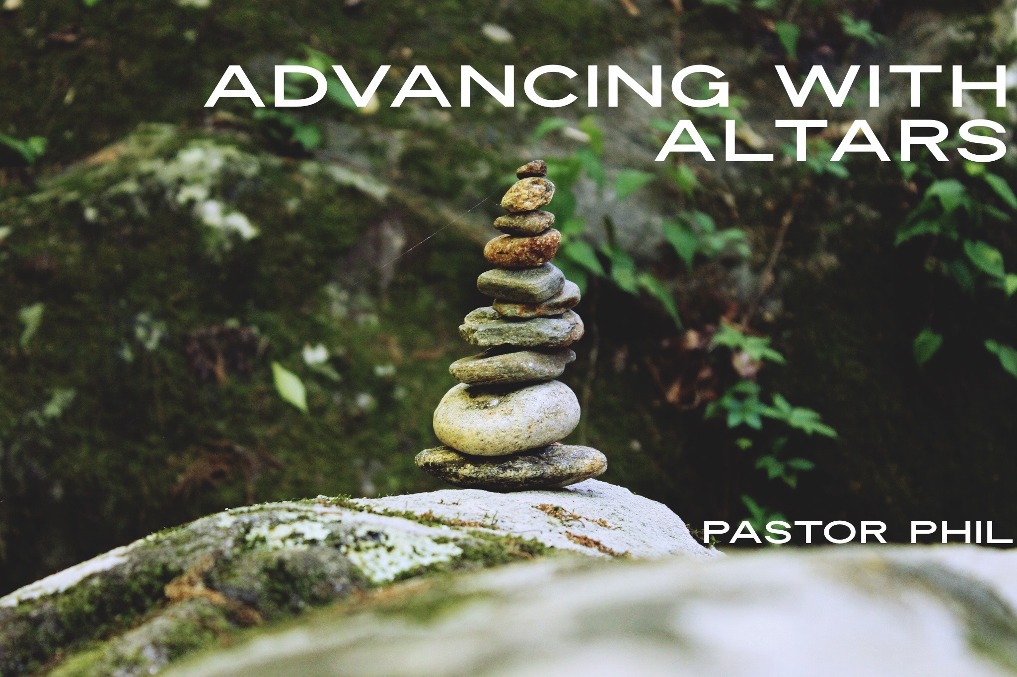 Advancing with Altars