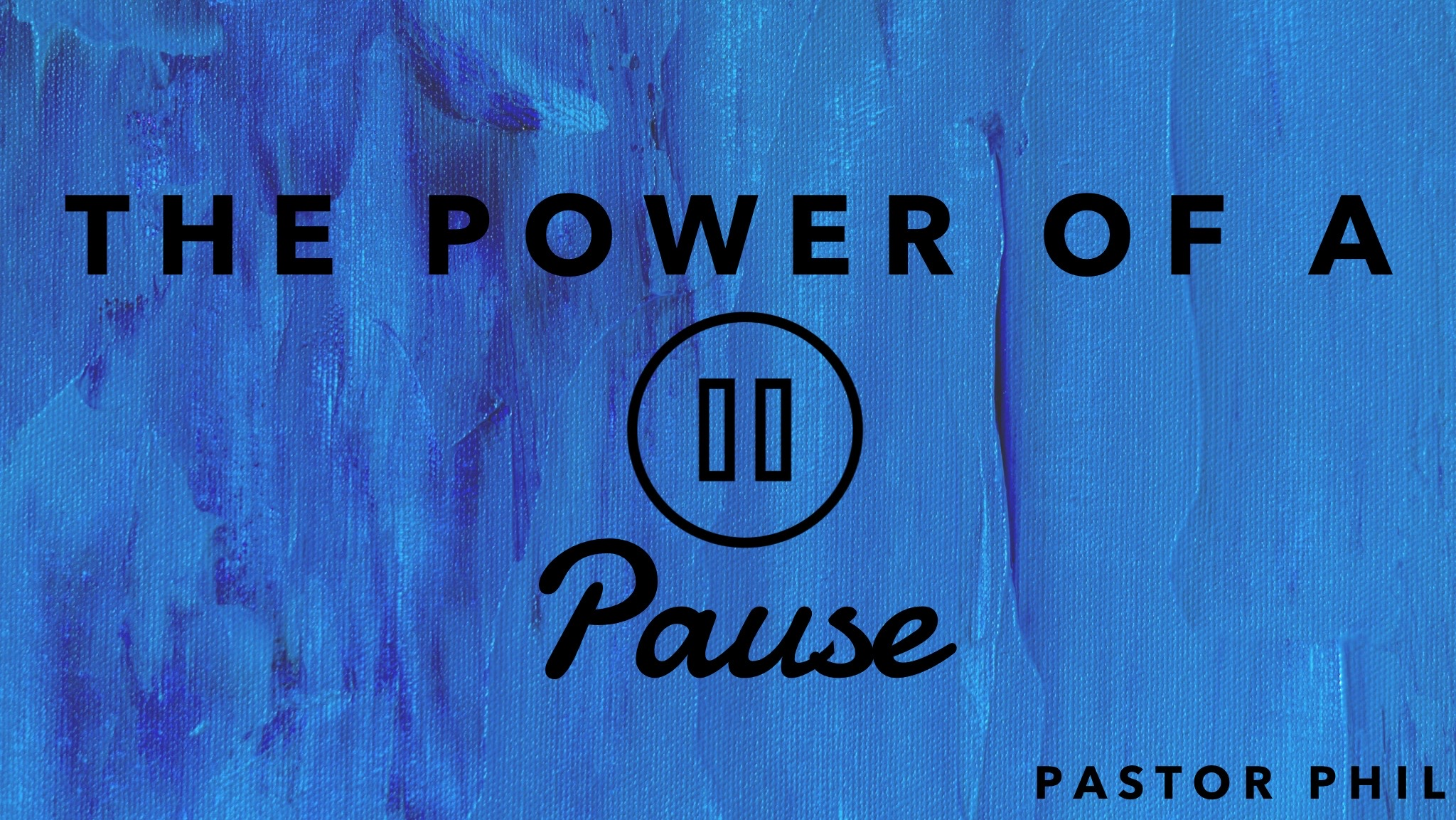 The Power of a Pause