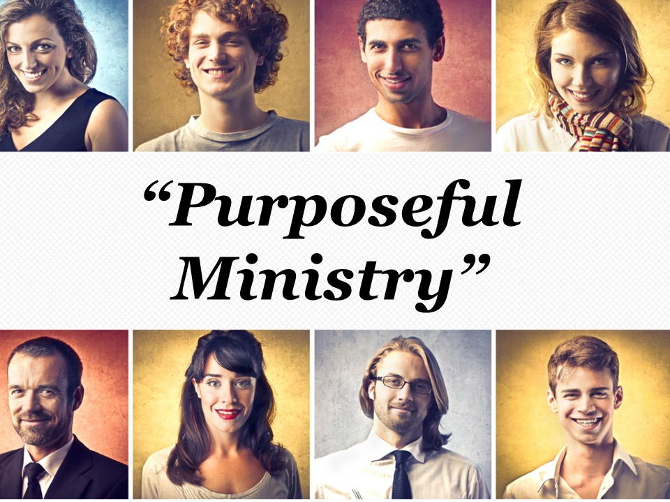 Purposeful MinistryMinistry Fair
