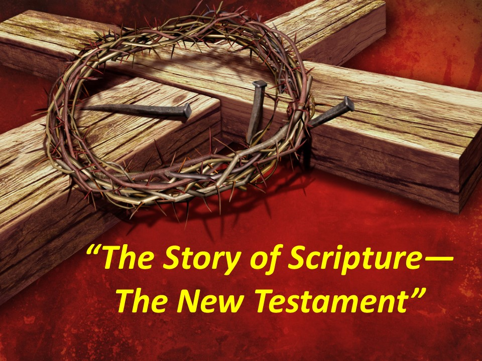 The Story of ScriptureThe New Testament