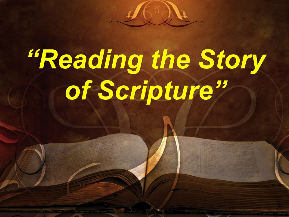 Reading The Story of Scripture
