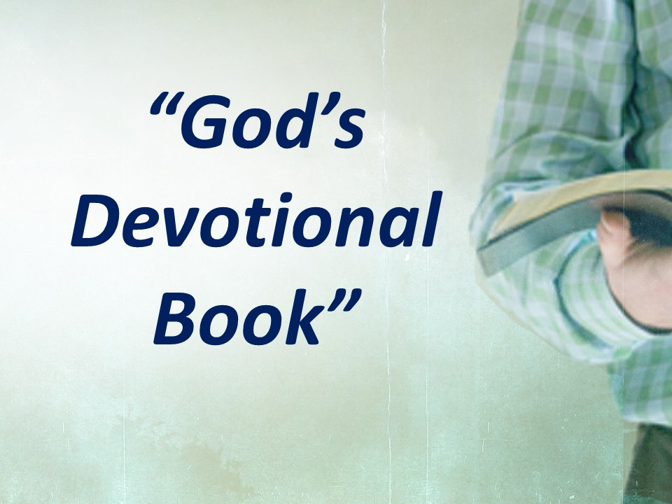 Gods Devotional Book