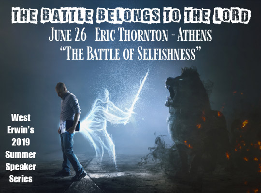 The Battle of Selfishness