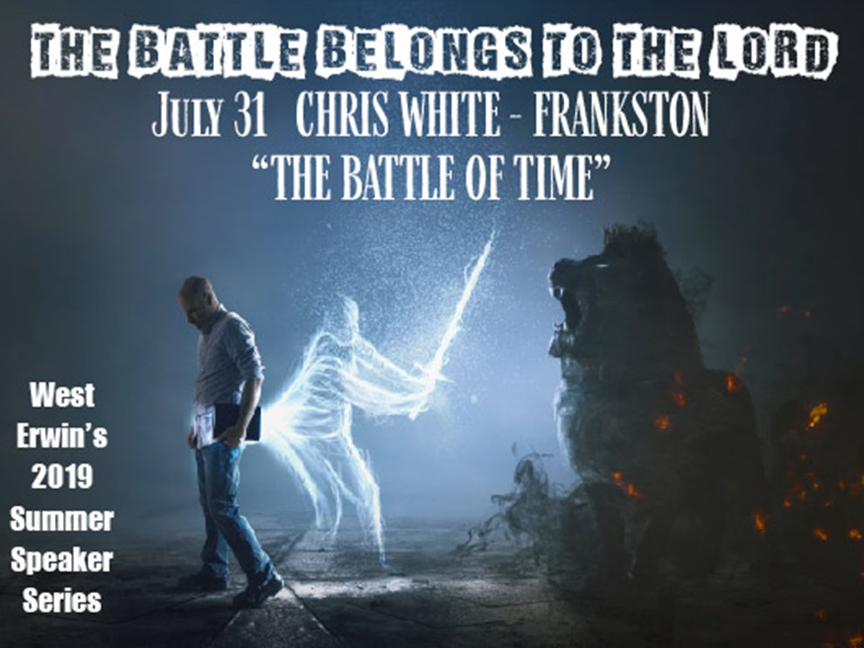 The Battle of Time