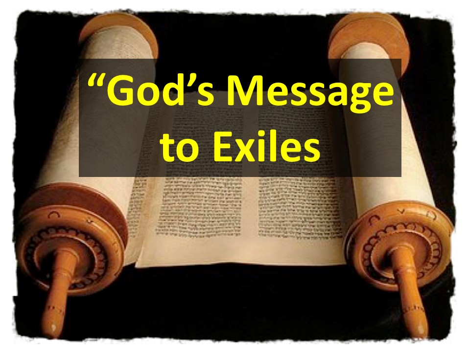 Gods Message to Exiles