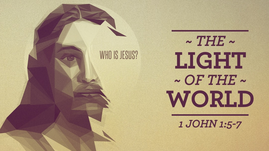 Who Is Jesus The Light of the World
