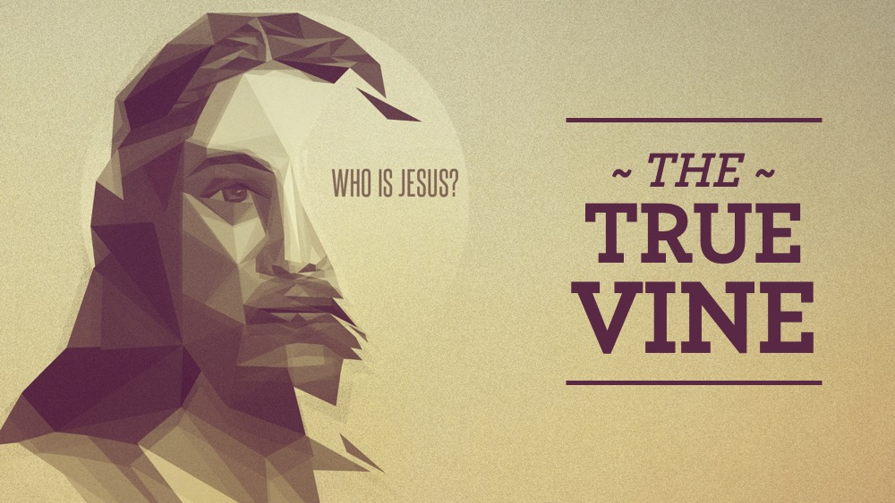 Who is Jesus The True Vine