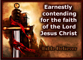 Contending for the Faith Pt1