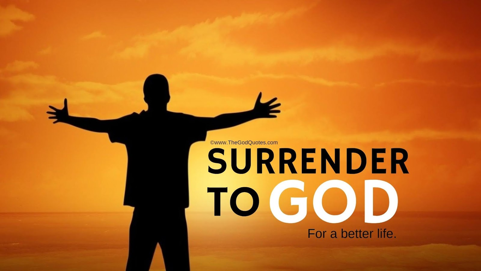 Full Surrender to the Lord
