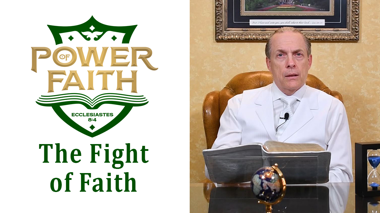 Ep 14  The Fight of Faith