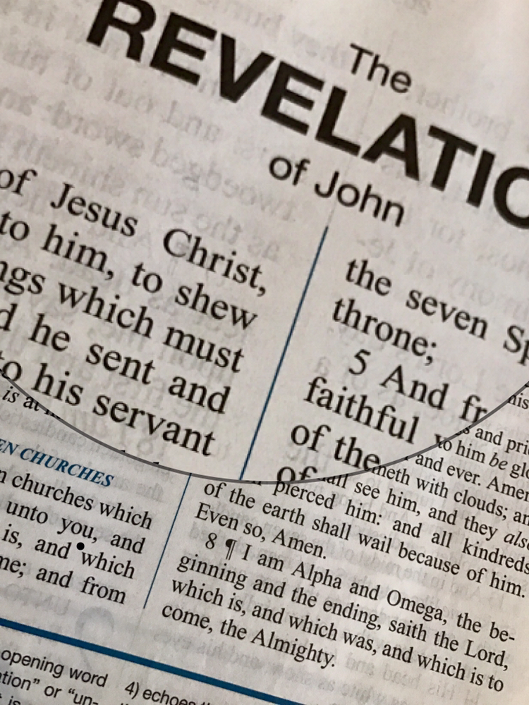 Revelation P1 3/20/2017 11 AM