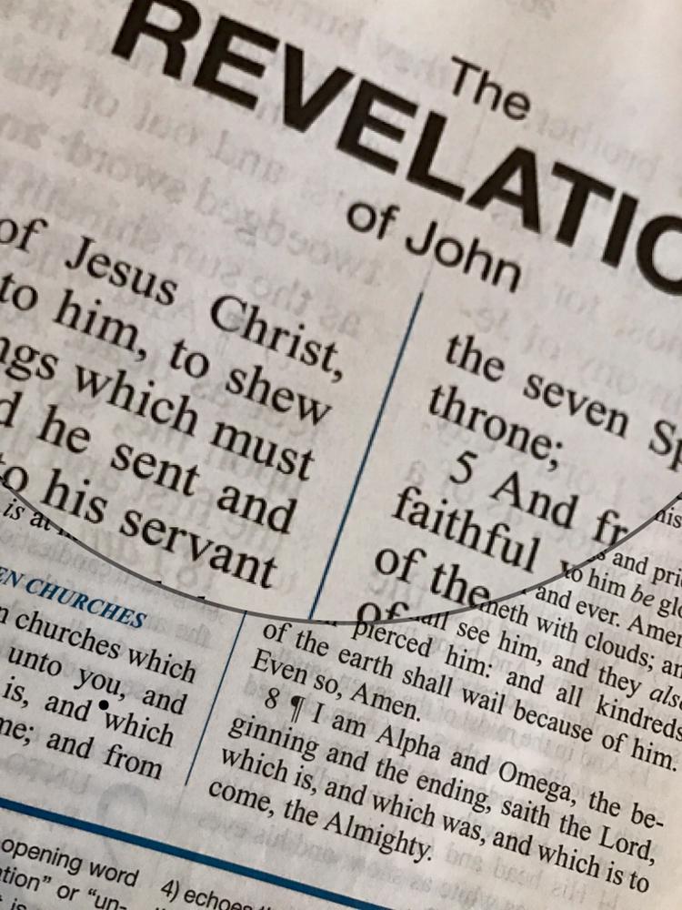 Revelation P7 3/29/2017 11 AM