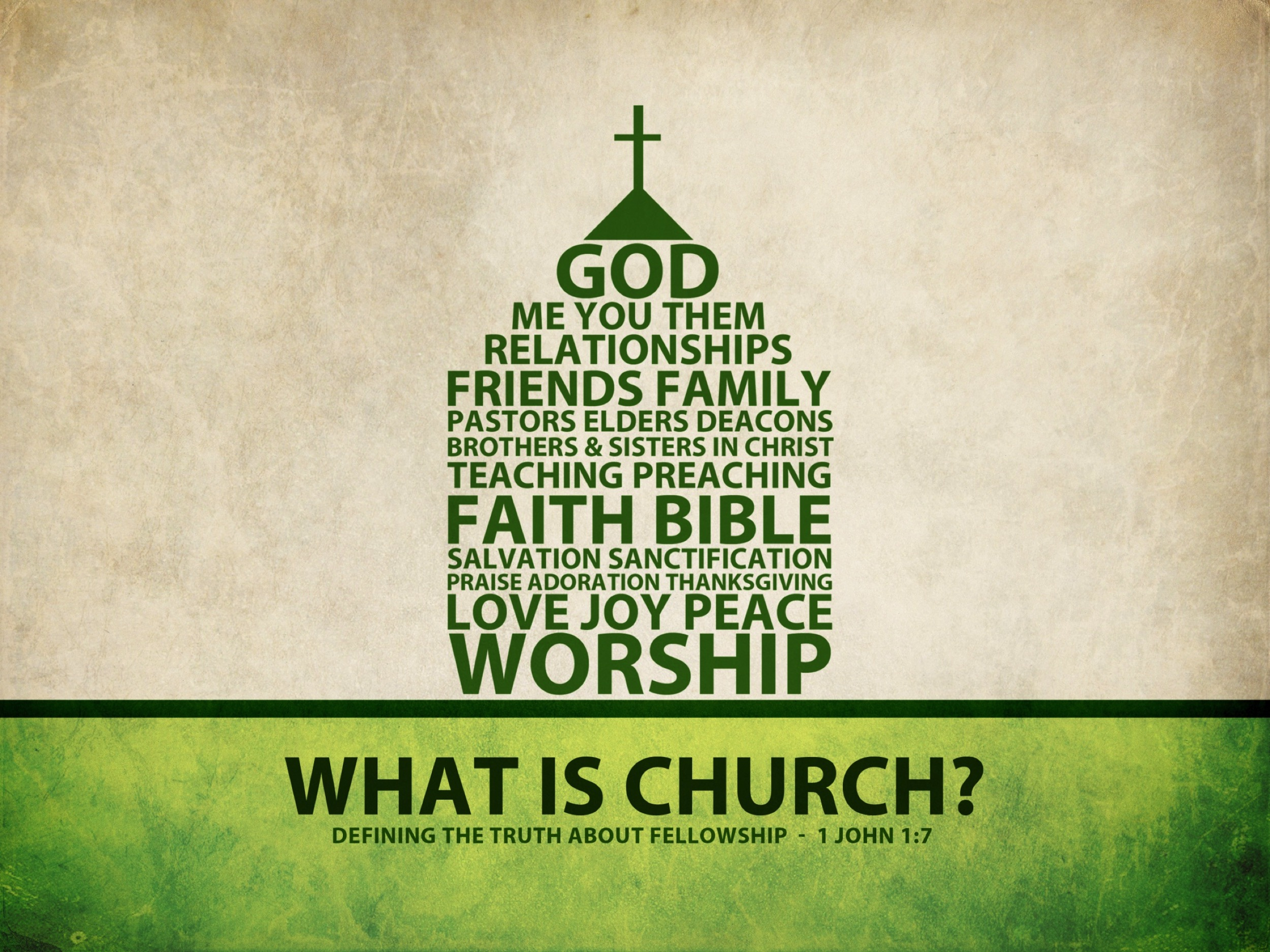 I Will Build My Church P4 6/9/2017 11 AM
