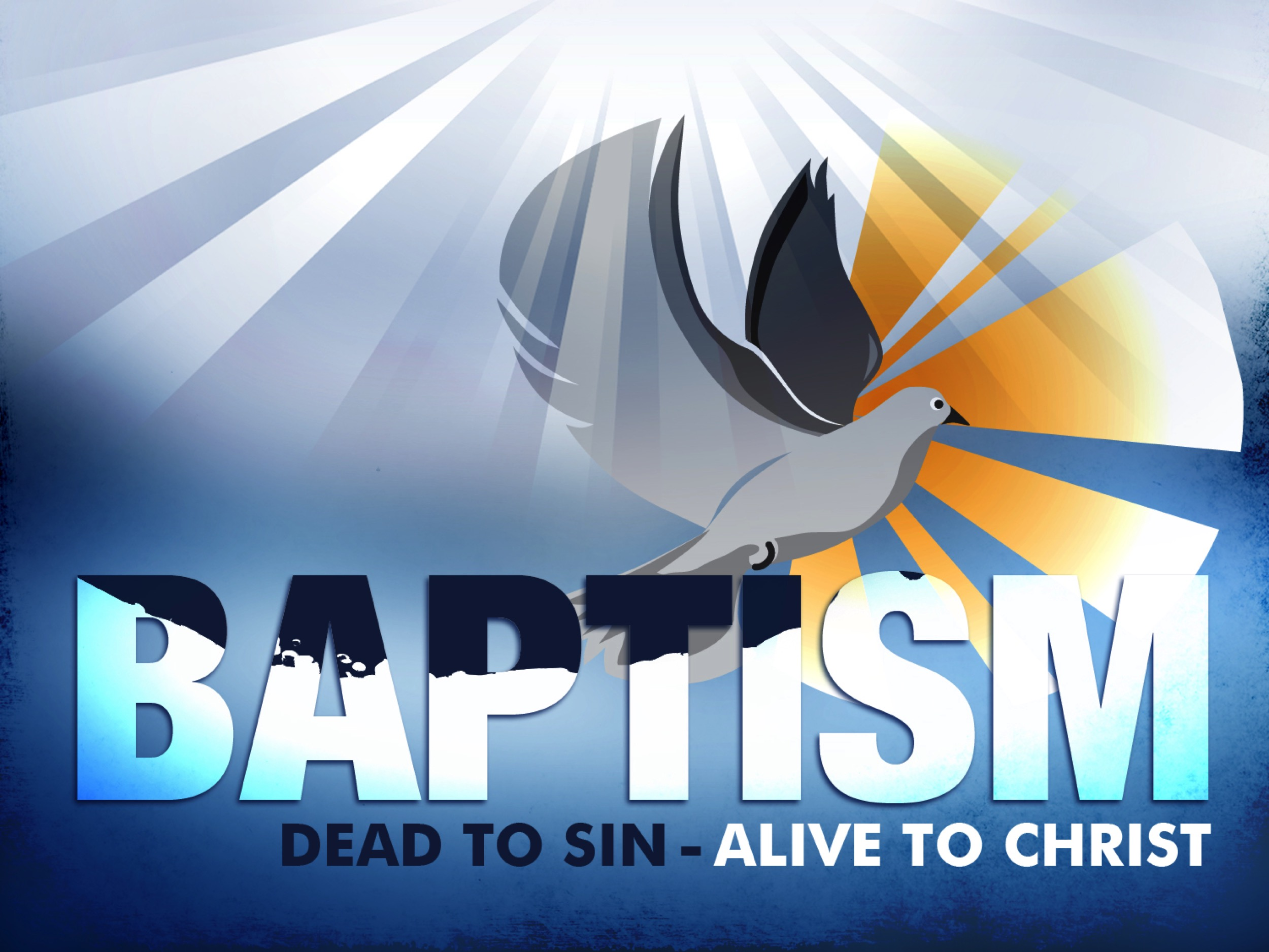 Why Be Baptized P1 8/7/2017 8:29:38 AM